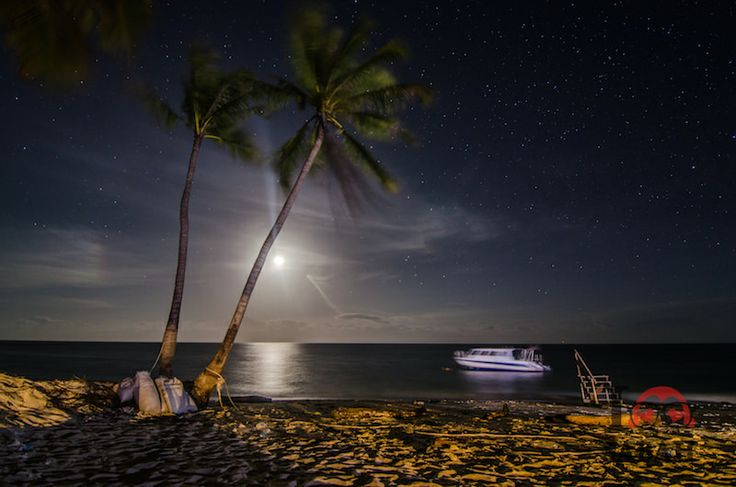 mantanani island night sea view | Beautiful Photos from ...