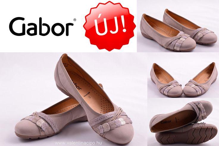 Mai napi Gabor lábbeli ajánlatunk bézs színben!  http://valentinacipo.hu/44-165-12   #gabor #gabor_webshop #gabor_cipobolt