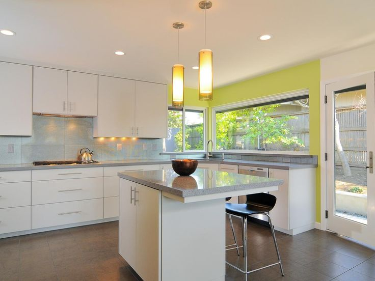 Kitchen Accent Wall Color Ideas