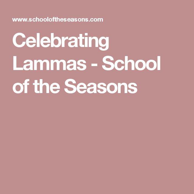 Celebrating Lammas - School of the Seasons