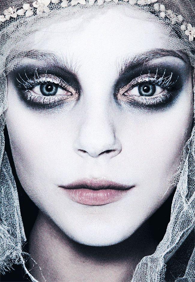 Ghostly Makeup - Pat McGrath