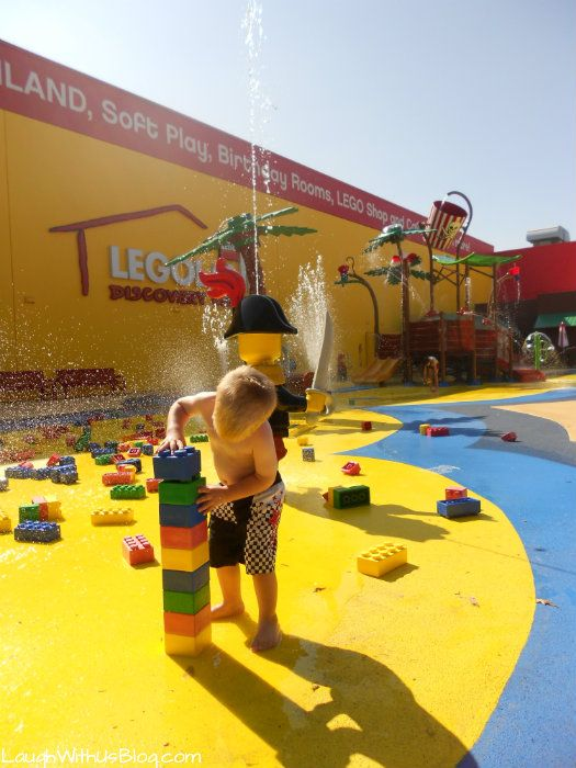 Pirates Beach at LEGOLAND Grapevine TX | Laugh With Us ...