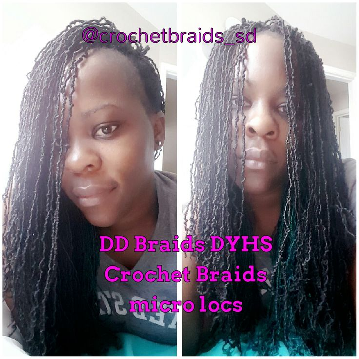 Crochet Braids Micro Locs : braids african twists african braids african hair braids twists micros ...