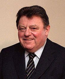 FRANZ-JOSEF STRAUSS (CSU): Bayrischer Ministerpräsident und CSU-Vorsitzender