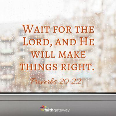 Judgment Is God's Job - FaithGateway