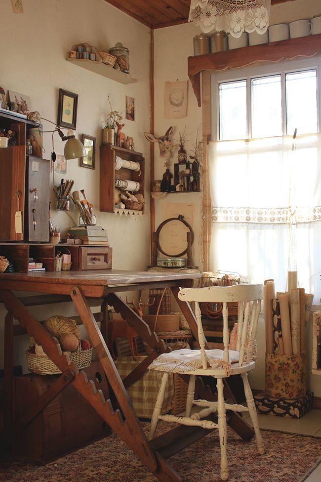 Mi casita en el bosque mi taller es un bosque ♧♧