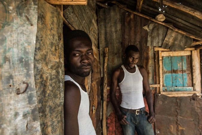 Driven from the Dominican Republic by force or by fear, nearly 3,000 Haitian migrants have arrived as stateless refugees in the packed camps of a borderland where cholera thrives and food is scarce.