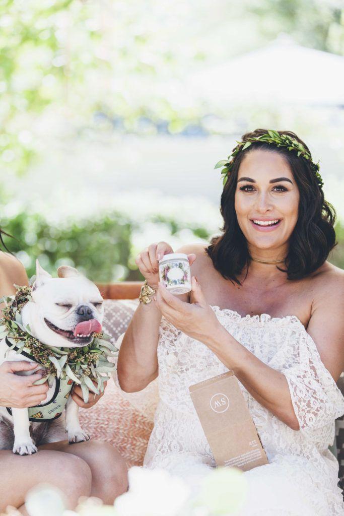 Brie Bella Baby Shower with Tremaine Ranch in Arizona - Wedding & Event Specialty, Vintage Furniture & Tableware Rentals Total Bellas Total Divas Nikki Bella