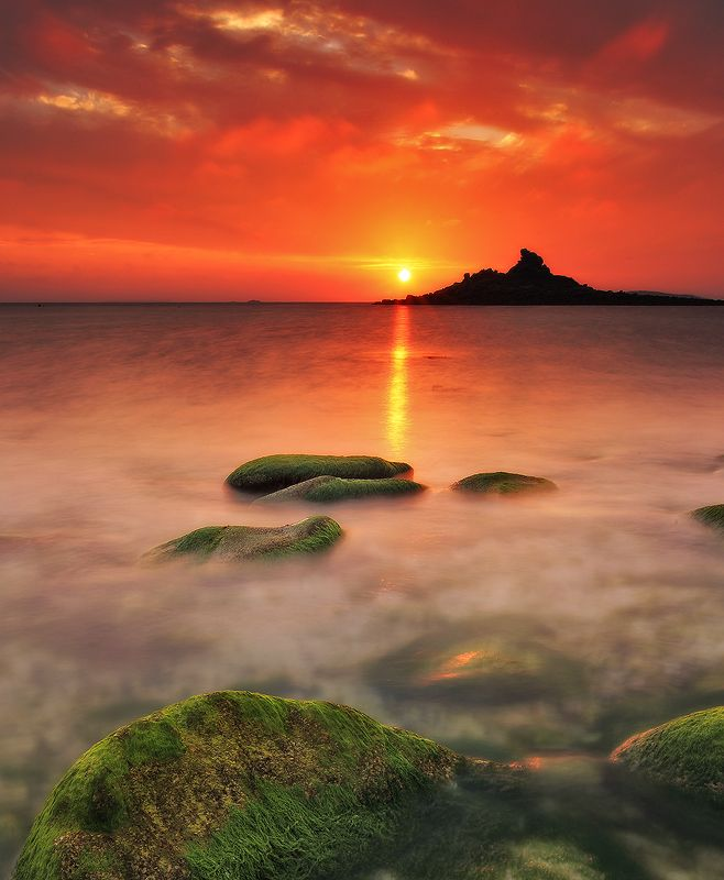 Porthloo, St Marys, Isle of Scilly, Cornwall, United Kingdom.  Photo: Robert Bixby Photography