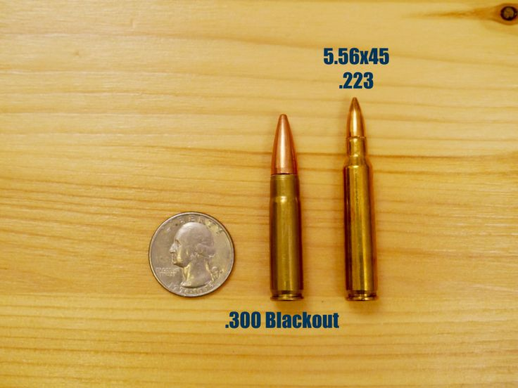 We'll look at the #ballistic, costs, and real-world killing power of each cartridge.  Then make recommendations on when to use which - .300 Blackout #BLK VS 5.56 & .223.