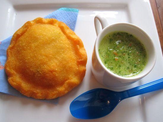 Pasteles de Pollo (Colombian Fried Chicken Pies)