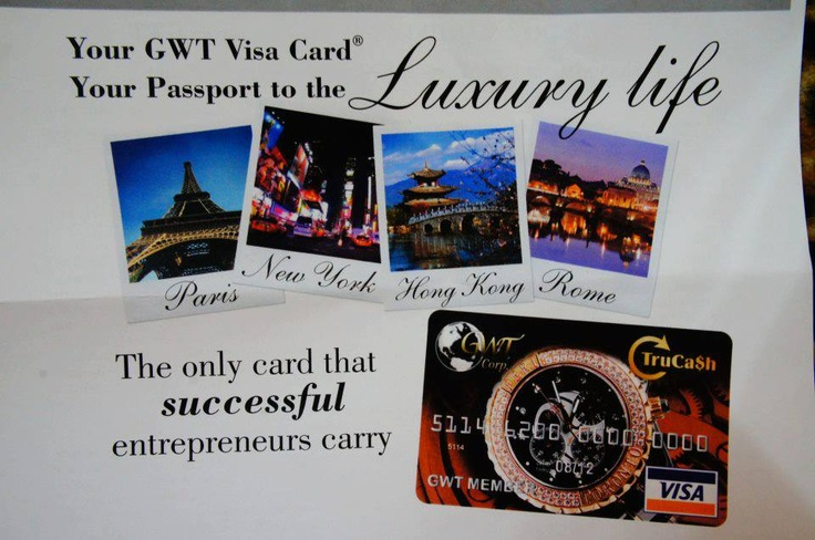 global wealth trade debit visa card #work #home #cash