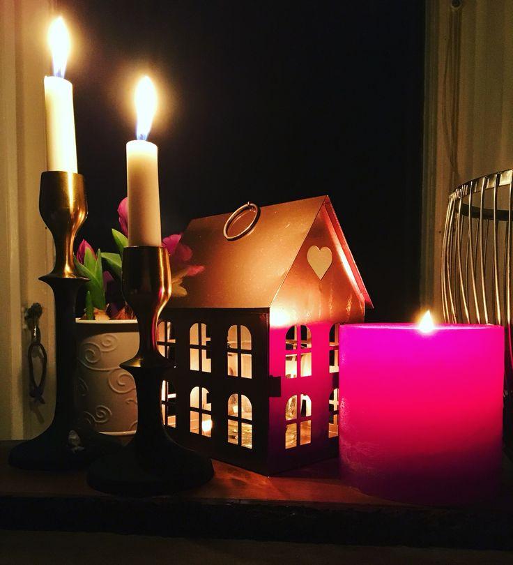 Ljus Inredning Hus