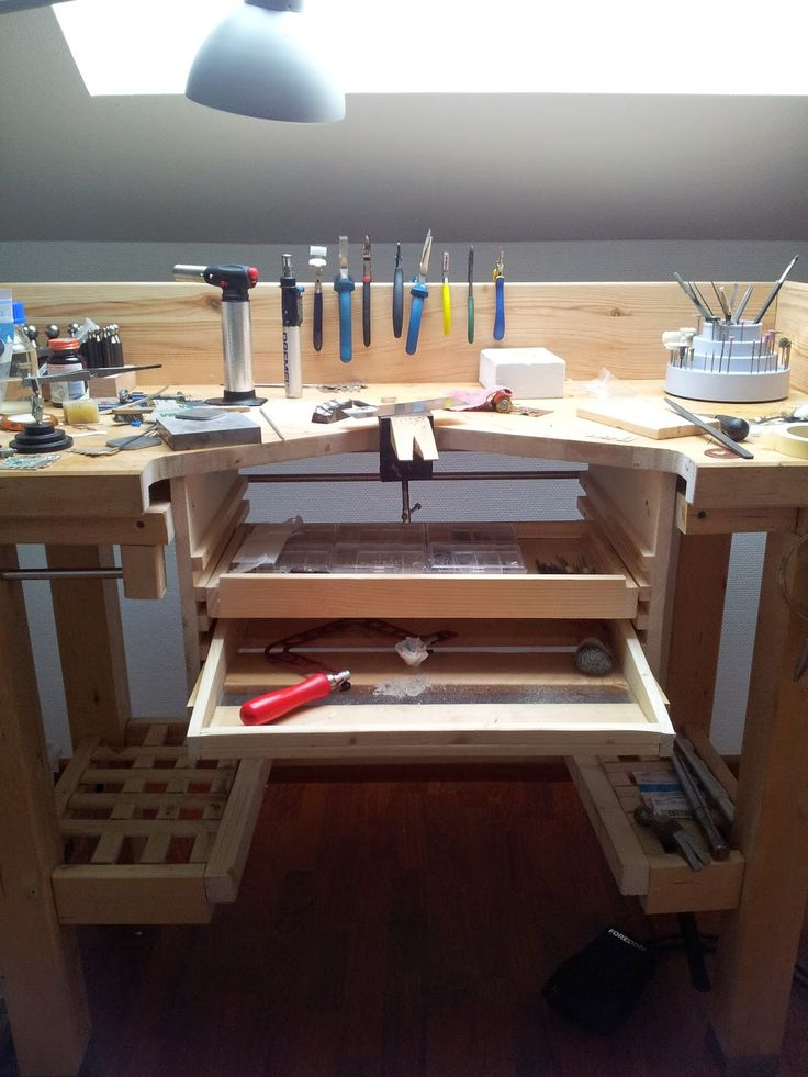 69 Best Images About Jewellers Bench Ideas On Pinterest