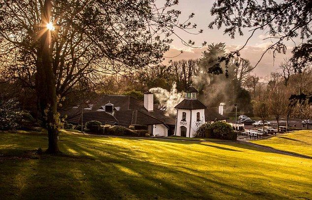 The Culloden Estate and Spa is the favourite of native Van Morrison and A-lister Robert Pa...
