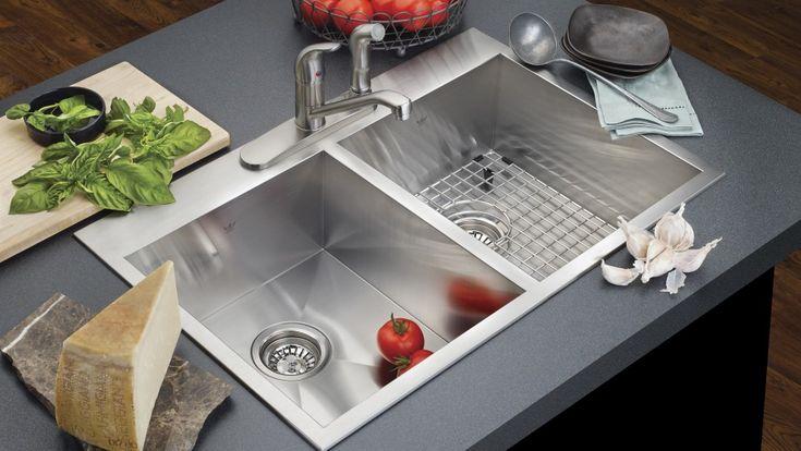 Franke Vector Sink : id?es sur le th?me Evier Inox Franke sur Pinterest Evier franke ...