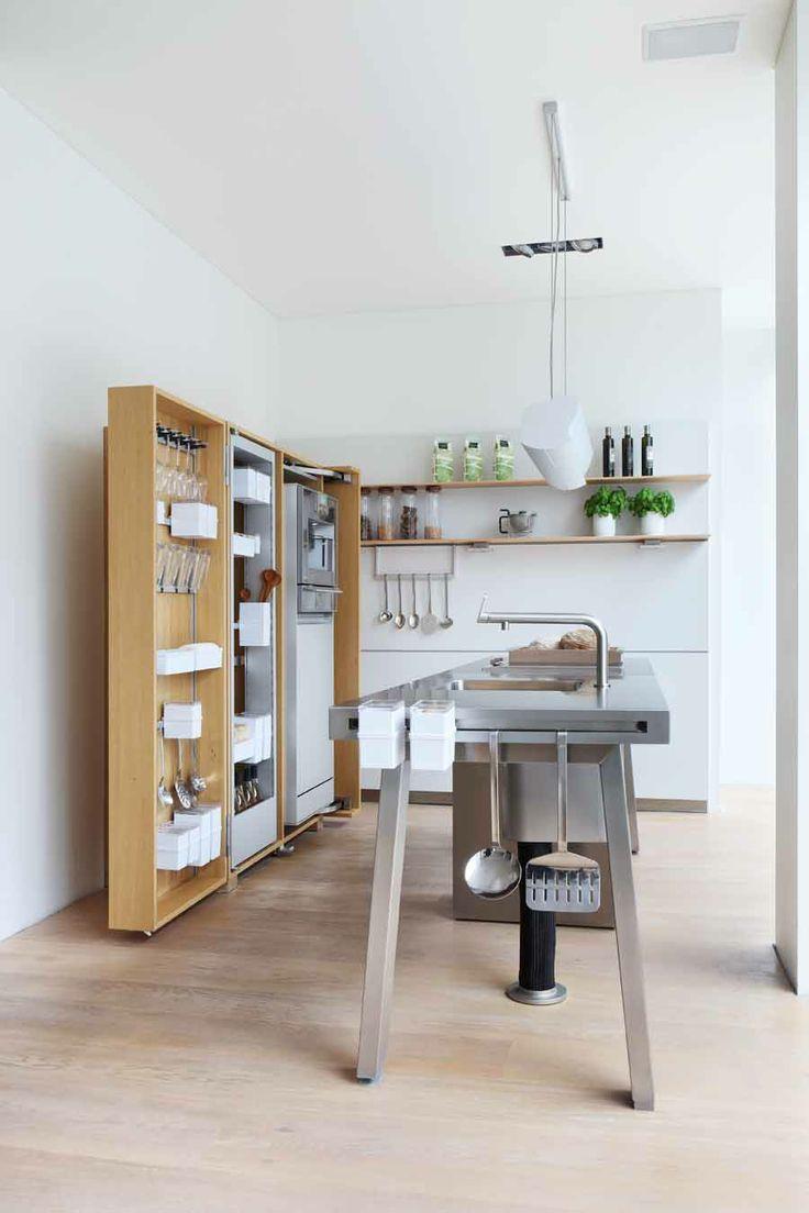 cocina bulthaup cocina bulthaup bulthaup cuisine b. Black Bedroom Furniture Sets. Home Design Ideas