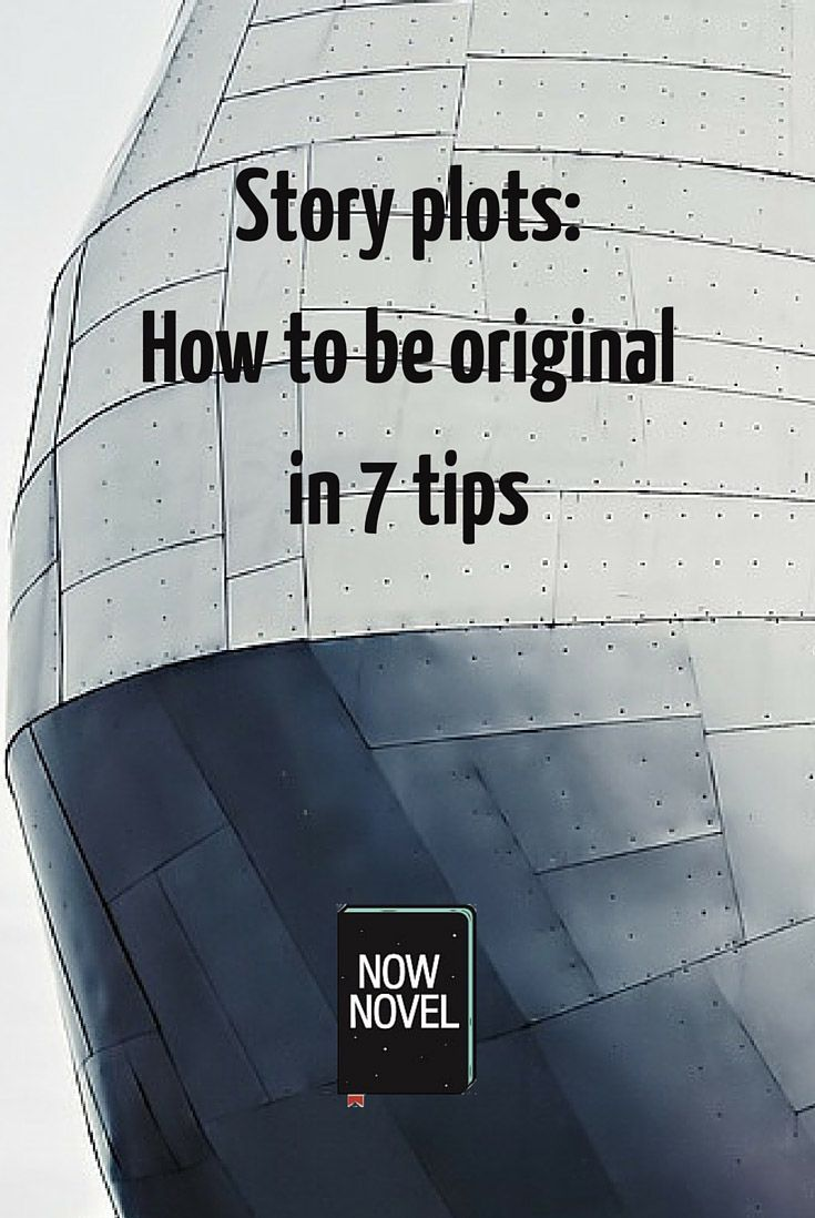 Story plots are used and reused. Some novels' plots are overused. Read 7 tips for writing a more original plot for your novel.