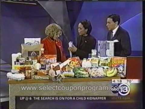Channel 13 Houston Texas with the Coupon Queen, Susan Samtur - (More info on: http://LIFEWAYSVILLAGE.COM/coupons/channel-13-houston-texas-with-the-coupon-queen-susan-samtur/)