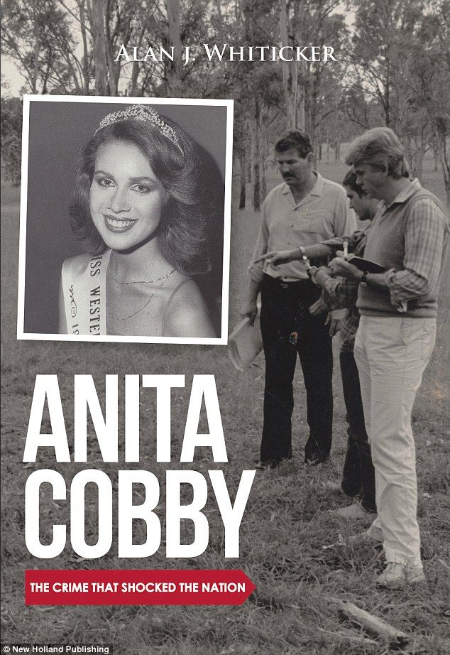 Alan J. Whiticker's new book on the Anita Cobby murder. The author says the abduction, rape and murder 'shocked hardened detectives, the wider community and ultimately the entire nation'.