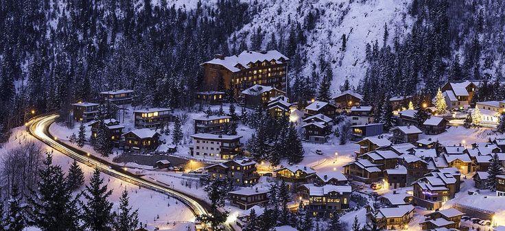 альпийские горнолыжные курорты
