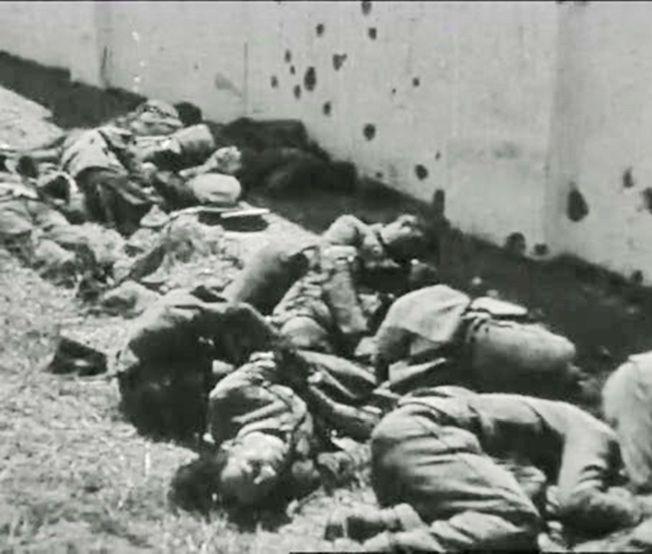 Los horrores de la Guerra Civil (1936-39). Después de otro fusiliamiento más...