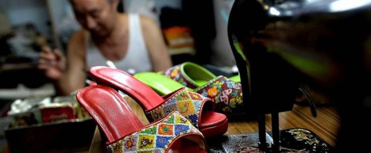 I'll keep going as long as I can: 76-year-old shoemaker   The New Paper