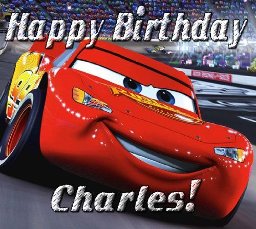 Cars Lightning McQueen 14 Sheet Edible Photo Birthday Cake Topper Personalized Learn More By Visiting