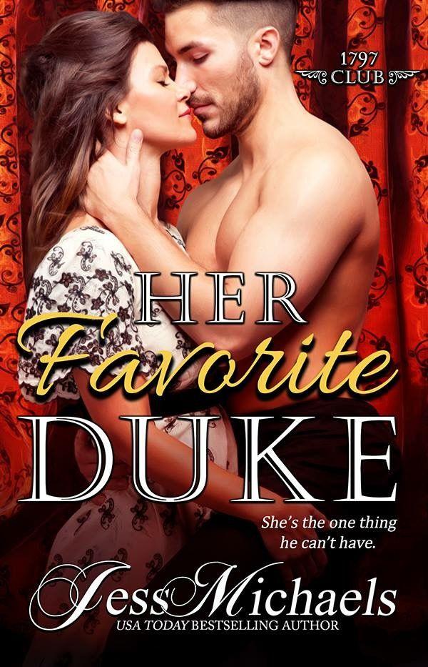 Her Favorite Duke The 1797 Club