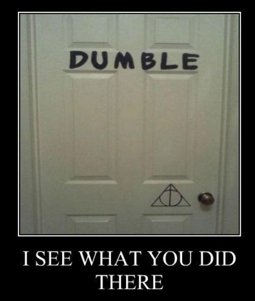 Dumbledoor!