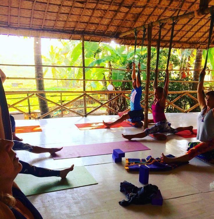 Yogatur for øvede i Goa, Indien | 10. - 21. februar 2018 - Boost din egen Yoga praksis i det skønne varme Goa med Iyengaryoga: asana og pranayama – Ayurveda og Yogafilosofi! Tag med til Goa – hvor Yoga og Ayurveda er i fokus  En kursusrejse for krop sind og sjæl, en rejse ud over det sædvanlige. Kurset af holdes