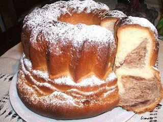 Limara péksége: Kuglóf kelttésztából