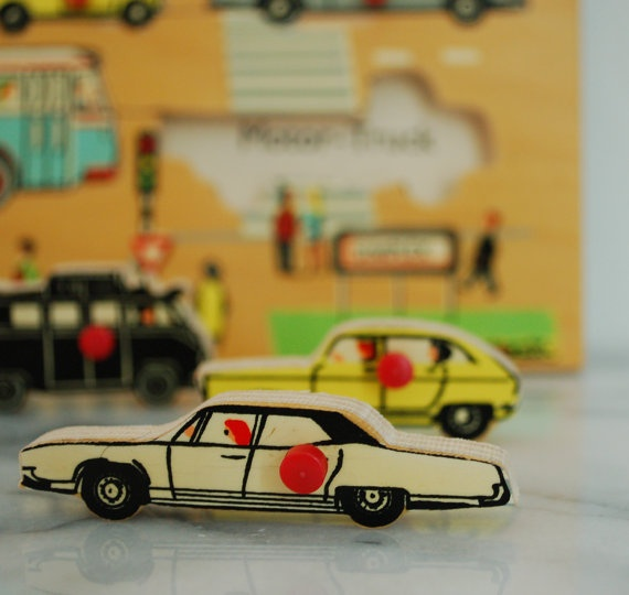 vintage Simplex puzzle