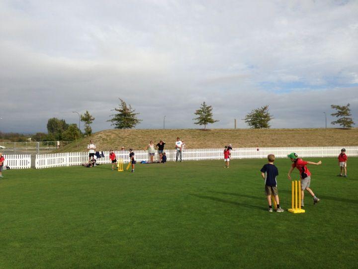 Saxton Fields Sports Grounds