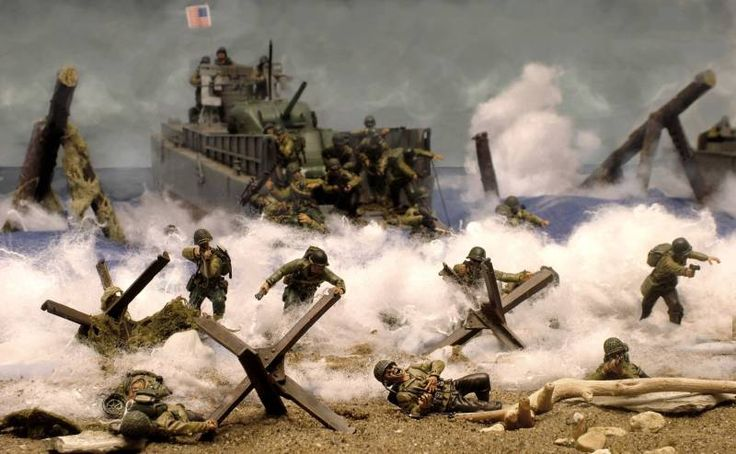 Dioramas Militares (la guerra a escala). - Página 21 - ForoCoches