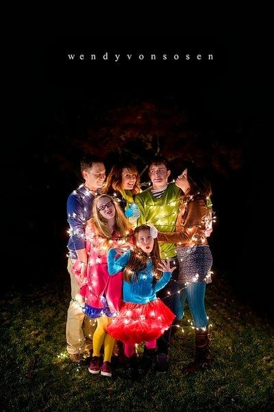 In keeping with the Holiday theme, here is another hilarious pose. Can you say National Lampoon's Christmas Vacation? WENDY VONSOSEN PHOTOGR...