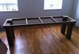 Image result for деревянный стол своими руками