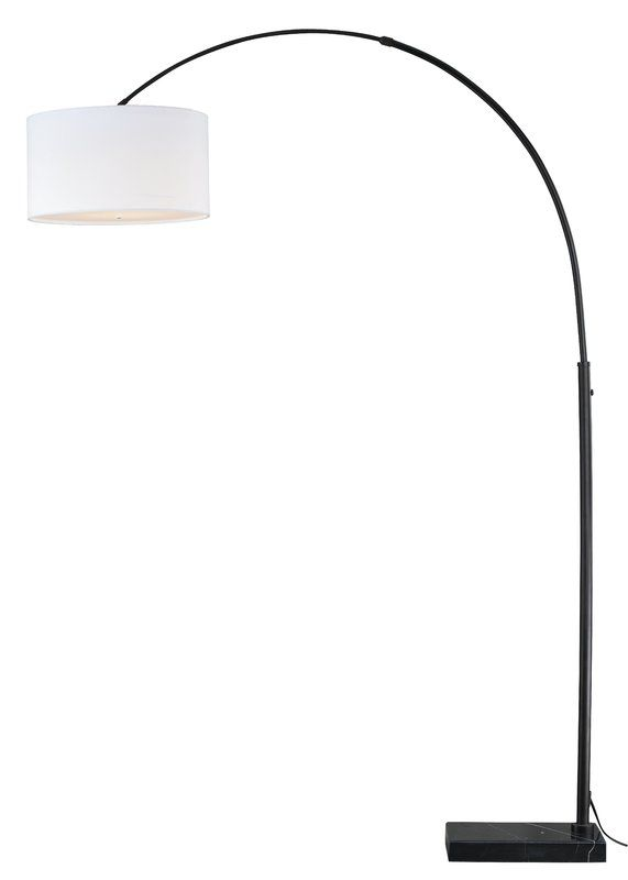 Gruver 84 Led Arched Arc Floor Lamp Lamp Led Floor Lamp Arc Lamp