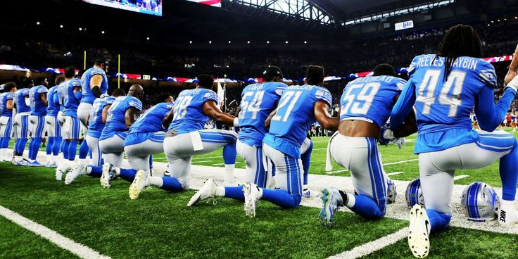Michigan State Police Director Called Kneeling NFL Players