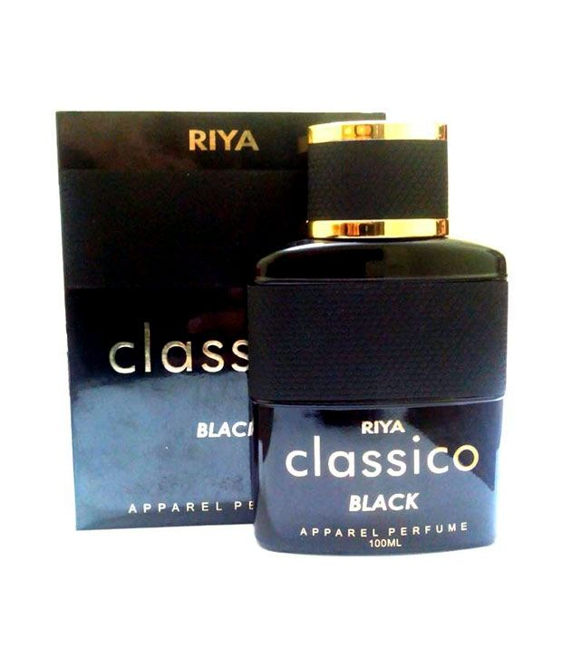 Riya Classico Black Perfume 100ml For Men (Offer Price: Rs 310 , Offered Discount: 22%) ** BUY NOW ** [MRP: Rs 395]