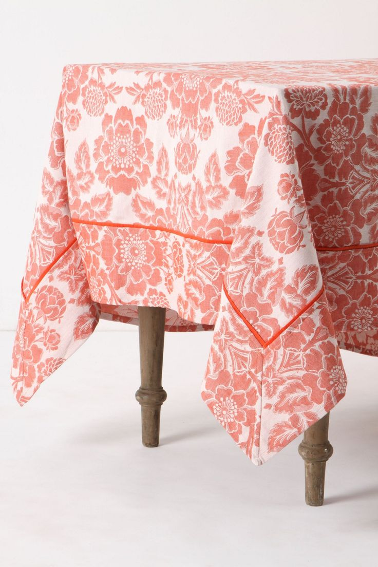 Magnolia Tablecloth   Anthropologie.com
