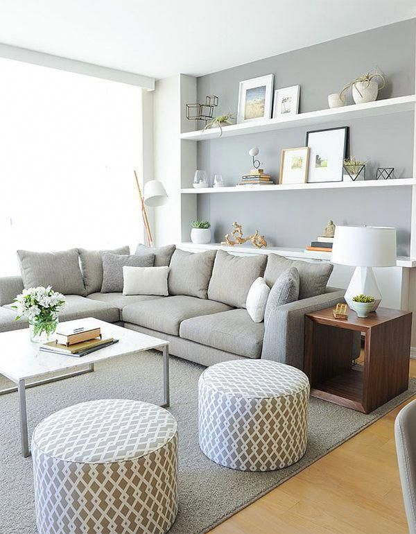 Modern Living Room With Soft Colors Homedecorapartmentlivingroom With Images Small Living Room Design Living Room Scandinavian Scandinavian Design Living Room #soft #colours #for #living #room