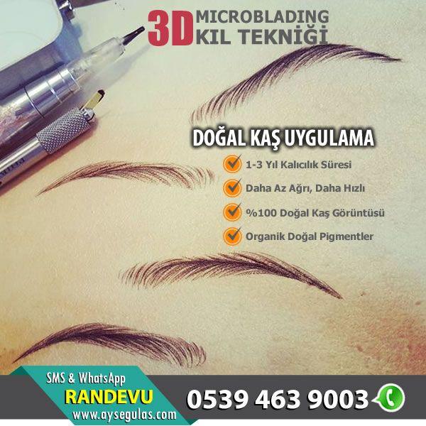 14 Şubat'ta Kadar Microblading 3D Kıl Tekniği Doğal Kaş Uygulama 1.250 tl Yerine 750 tl... Profesyonel Makyaj, Kalıcı Makyaj Uzmanı & Eğitmeni Ayşegül AŞ  #makyöz #ayşegülaş #makyaj #kadın #kalıcımakyaj #kaşmakyajı #gözmakyajı #profesyonelmakyaj #günlükmakyaj #kaştasarım #kirpik #microblading #3dkirpik #makyajfircasi #makyajkutusu #ipekkirpik #makyajmalzemesi
