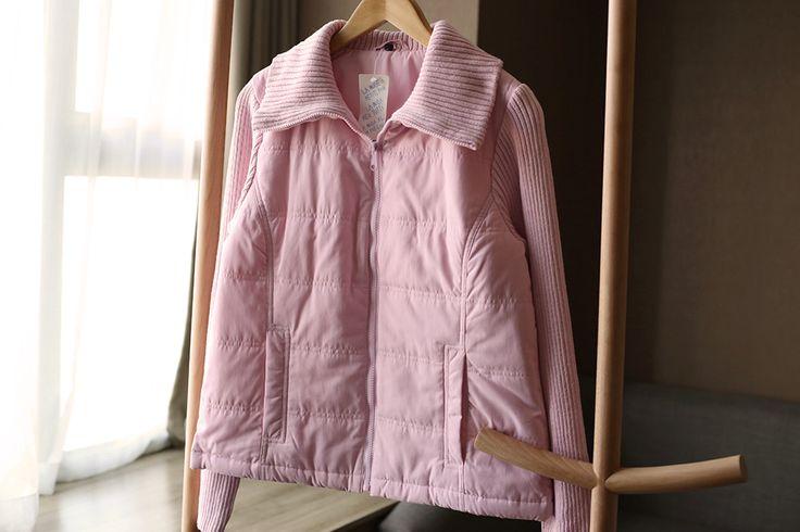 Французская куртка из хлопчатобумажной куртки для внешней торговли!  0,61 кг - Taobao