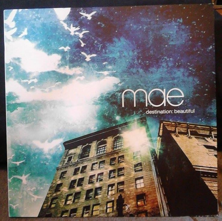 Mae  Destination Beautiful  On Vinyl -1