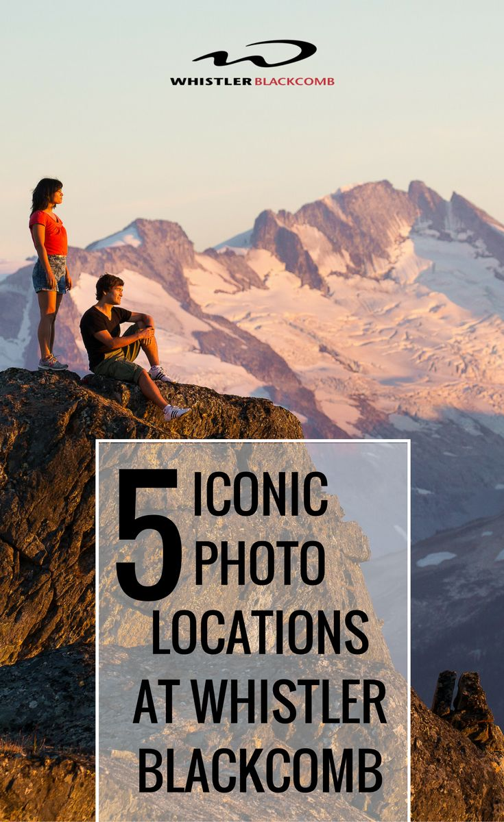 If there's one thing you shouldn't leave at home when visiting Whistler in the summer, it's your camera. There are hundreds of unique spots in the Whistler Valley to take that 'gram-worthy shot, but it's best to gain some elevation to get the best view of the beautiful Coast Mountain landscape. We've curated our top 5 photo locations for you right here. P: Paul Morrison