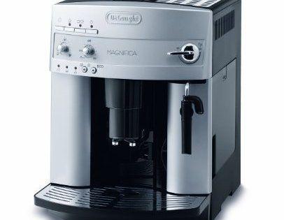 Delonghi ESAM3200S Cafetière expresso Argent Automatique (Import Allemagne): Référence fabricant: De'Longhi Magnifica ESAM 3200S – machine…