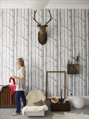 cole and son woods available at walnut wallpaper #wallpaper