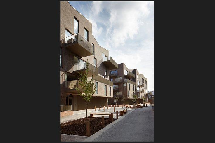 Brentford Lock West by Duggan Morris