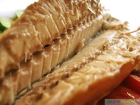 Рецепт запеченной рыбы в духовке